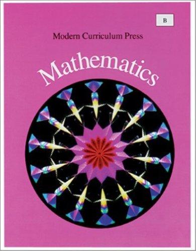 Modern Curriculum Press Mathematics Level B