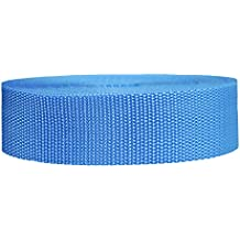 Strapworks Heavyweight Polypropylene Webbing - Heavy Duty Poly Strapping for Outdoor DIY Gear Repair, 1.5 Inches