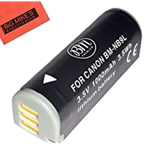 NB-9L Replacement Battery For Canon PowerShot N Elph 510 Elph 520 Elph 530 HS SD4500 IS Digital Camera + More!!