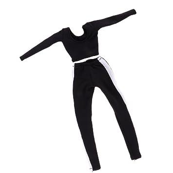 für 12 /'/' 1//6 Weibliche Strumpfhosen Seidenstrümpfe Hose Kleidung