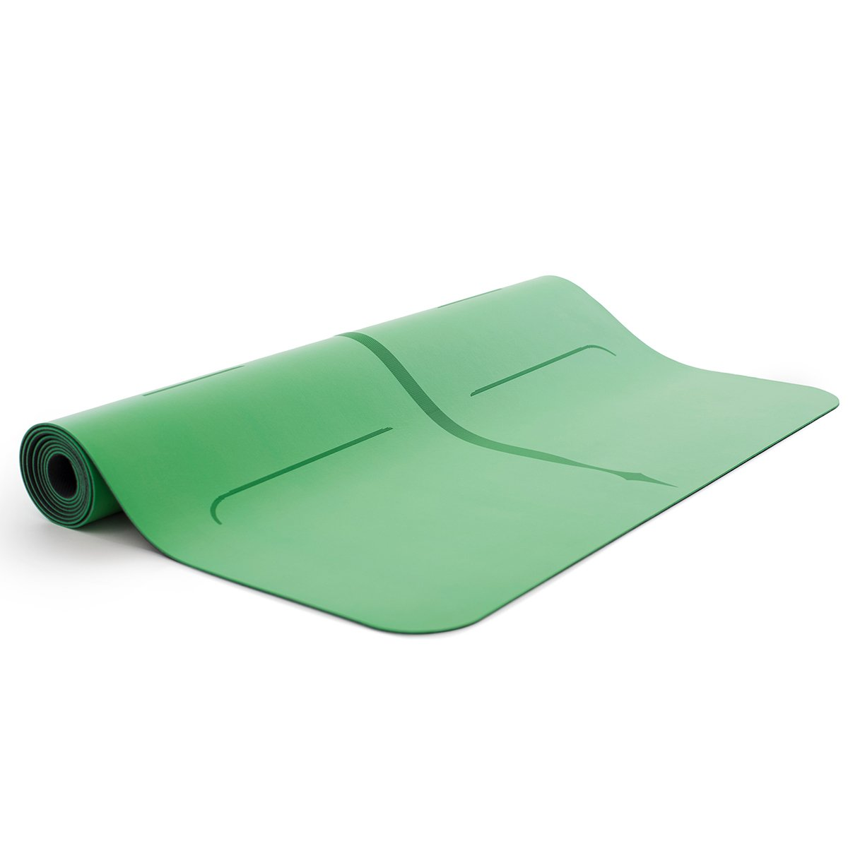 Liforme Travel Yoga Mat Biodegradable Mat Made with Natural Rubber /& A Warrior-Like Grip The Worlds Best Eco-Friendly Non Slip Yoga Mat with The Original Unique Alignment Marker System