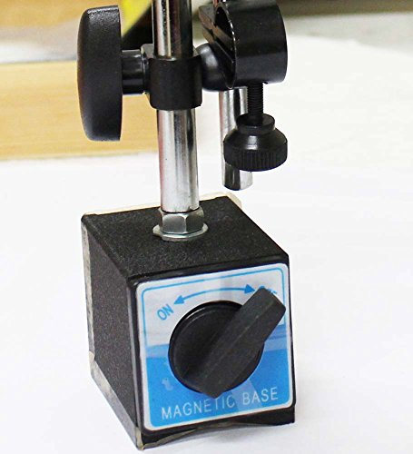 Magnetic Machine Base For Dial Indicator by ToolUSA (Image #4)