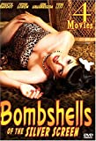 Bombshells of the Silver Screen 4 Movie Pack [Import]