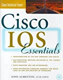 Cisco IOS Essentials, Albritton, John, 0071347437