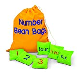 EDUCATIONAL INSIGHTS NUMBER BEAN BAGS (Set of 3)