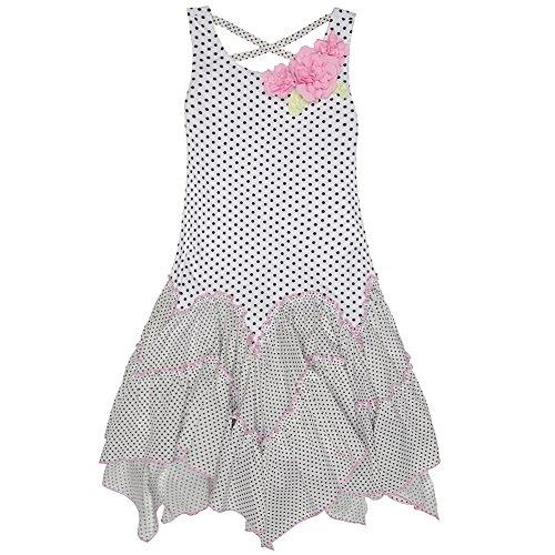 kate and polka dot dress - 6