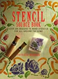 Stencil Source Book, Patricia Meehan, 0891345868