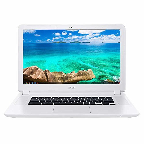 Acer 15.6'' Full HD IPS Premium Flagship Chromebook - Intel Celeron Dual-Core 3205U 1.5GHz, 4GB DDR3, 16GB SSD, HDMI, Bluetooth, HD Webcam, WLAN, USB 3.0, Chrome OS