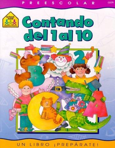 Counting 1-10 Spanish