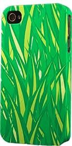 taoyix diy Green Grass Pattern Dimensional Case Fits Apple iPhone 6