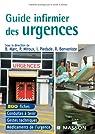Guide infirmier des urgences par Marc