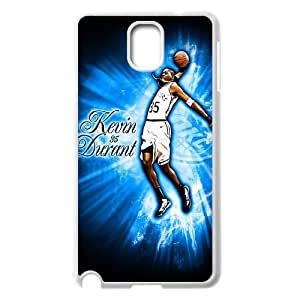 High Quality -ChenDong PHONE CASE- For Samsung Galaxy NOTE3 Case Cover -Kevin Durant wallpaper-UNIQUE-DESIGH 2