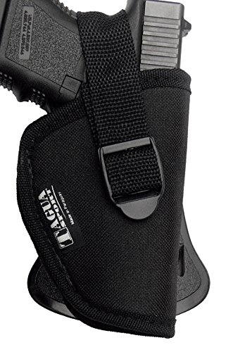 Tagua NPD1-010 Nylon Paddle Thumbreak Holster Fits Bersa 380, Sig 232, Walther PPK, Right Hand