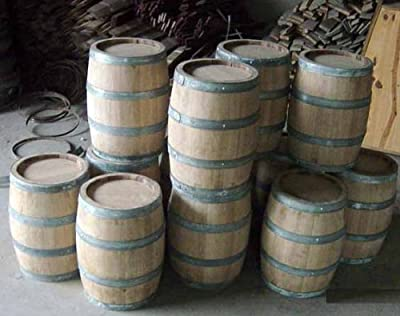 Oak Wood Barrel Keg, 3 gallon