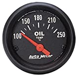 Auto Meter 2638 Z-Series Electric Oil Temperature Gauge