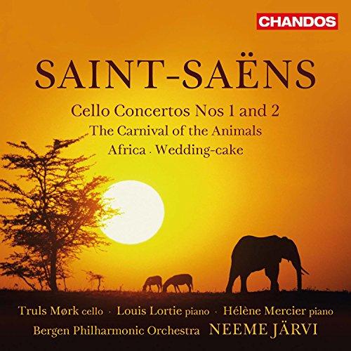 (Saint-Saëns: Cello Concertos, Le carnaval des animaux, Africa & Wedding Cake)