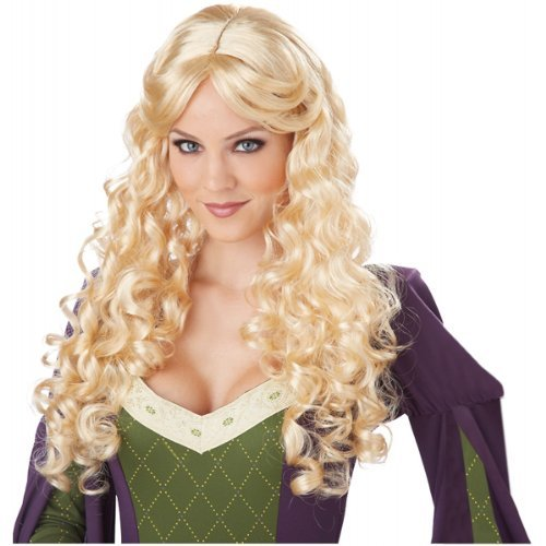 Aphrodite Wig (Renaissance Blonde Wig)