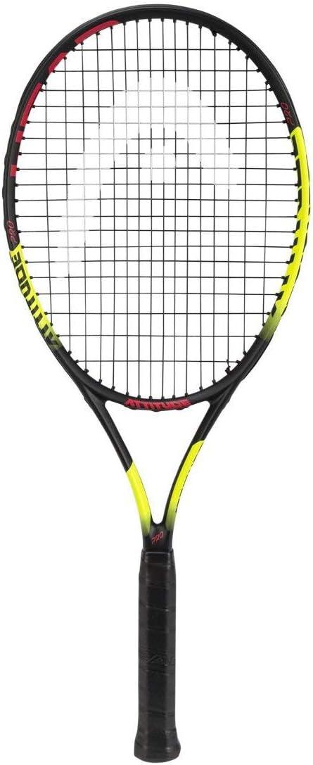 HEAD Attitude Pro Tennis Racquet Pre-Strung