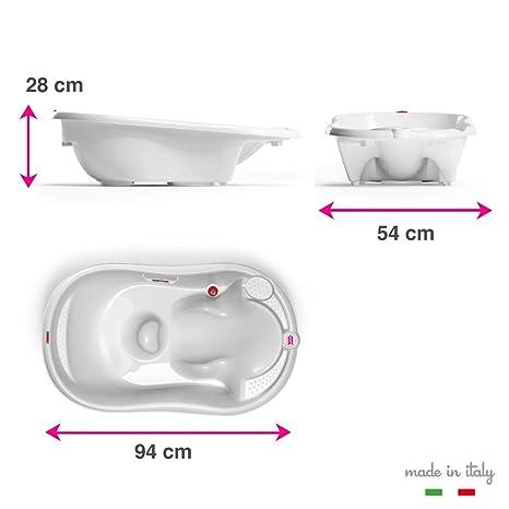 Bebé Due 79073 - Bañeras y asientos de baño: Amazon.es: Bebé