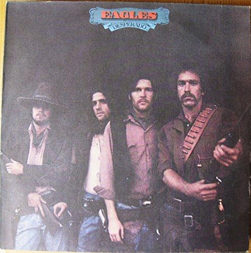(EAGLES, desperado Don Henley, Glenn Frey. First UK pressing 1973. Asylum [Vin...)