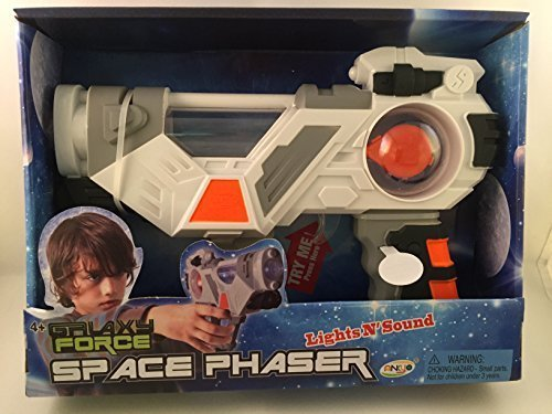 Galaxy Force Lights N' Sound Space Phaser -