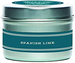 product image for Spanish Lime Scent Travel Candle