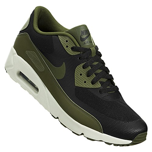 Zapatillas Nike �?Air Max 90 Ultra 2.0 Essential negro/verde/blanco