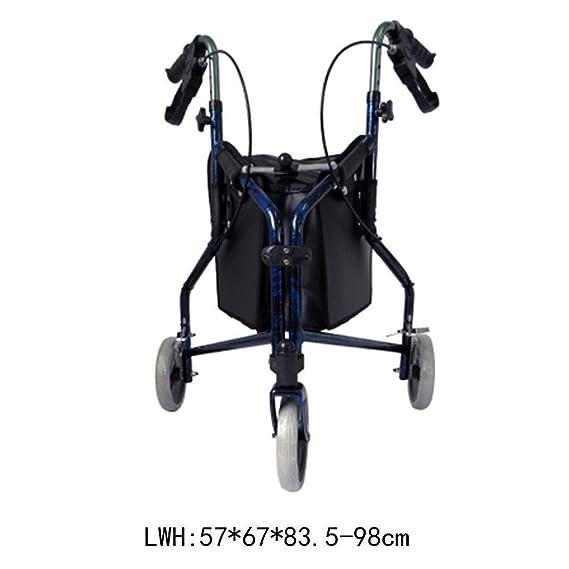 Accesorios para andadores con ruedas Walker Elderly Walker ...