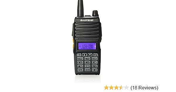Baofeng UV-5X Mate Handheld Two-way radio VHF136-174MHz UHF400-520MHz Dual Display Standby Transceiver Walkie Talkie 4350443354