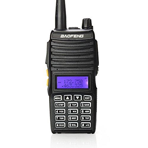 Baofeng UV-5X Mate Handheld Two-way radio VHF136-174MHz UHF400-520MHz Dual Display Standby Transceiver Walkie Talkie