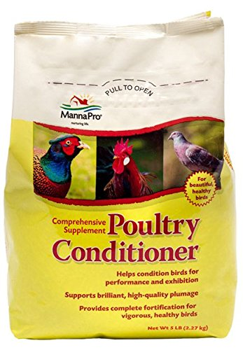 Manna Pro Poultry Conditioner Supplement, 5 (Supplements Poultry)