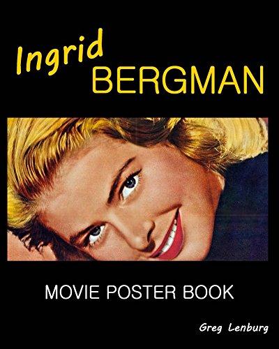 Ingrid Bergman Movie Poster Book (Bergman Antique)