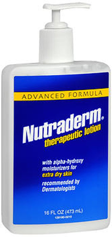 B000052YPV Nutraderm Advanced Formula Therapeutic Lotion 16 Fl Oz 51CFdcX8nGL._SL1000_