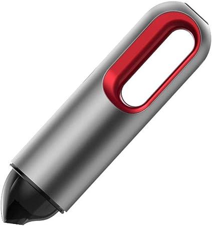 Wanlianer-clean Aspirador de Mano inalámbrico Aspirador portátil Nuevo Mini Aspirador Nuevo Aspirador for Auto Nuevo Aspiradora Portátil (Color : Rojo): Amazon.es: Hogar