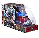 2017 SDCC HASBRO Transformers The Last Knight Optimus Prime Burning Rubber Ed.