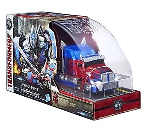 2017 SDCC HASBRO Transformers The Last Knight Optimus Prime Burning Rubber Ed. by Transformers (Image #4)