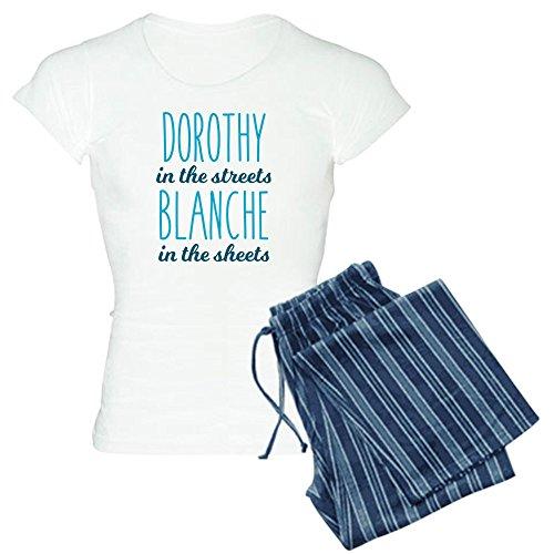 CafePress - Dorothy in The Street - Womens Novelty Cotton Pajama Set, Comfortable PJ Sleepwear