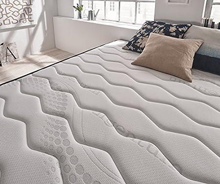 Amazon.com: Zeng- Visco Graphene Anti-Stress Memory Foam Mattress. Medium Firmness Level. 10 Inch, Queen: Kitchen & Dining