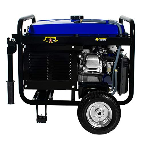 DuroMax Hybrid Dual Fuel XP4400EH 4,400-Watt Portable Generator by DuroMax (Image #9)