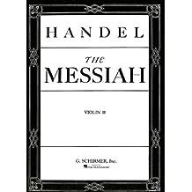 Messiah (Oratorio, 1741): Violin 2 Part
