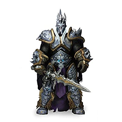 "NECA Heroes of The Storm - Series 2 Arthas Action Figure (7"" Scale): Toys & Games"