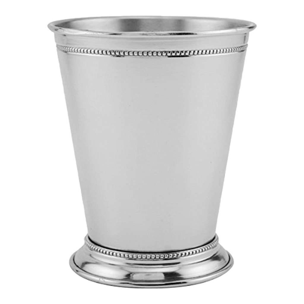 MagiDeal Stainless Steel Moscow Mint Mule Julep Cup Drink Tea Travel Mug Silver