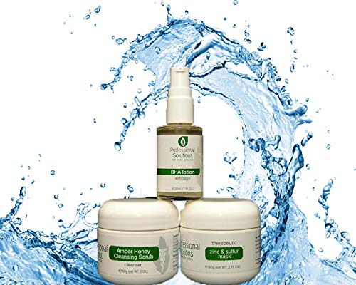 Rosacea Rescue, Gentle Rosacea Face Wash with Anti-Breakout Serum, Rosacea Remedy Treatment ()