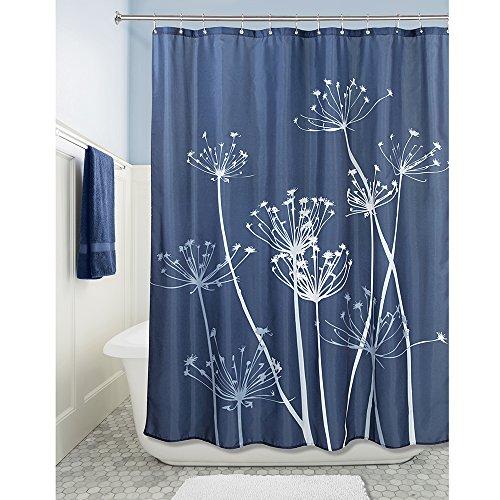 InterDesign Thistle Shower Curtain 72 Inch