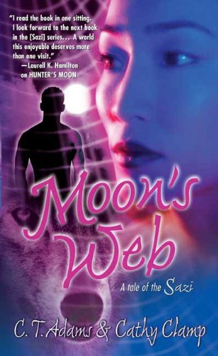 book cover of Moon\'s Web