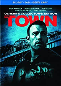 The Town Ultimate Collector's Edition (Blu-ray / DVD + Digital Copy) (Bilingual)