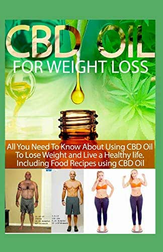 CBD OIL FOR WEIGHT LOSS: All you need to know about using cbd oil to lose and live a healthy life. including food recipes using cbd oil