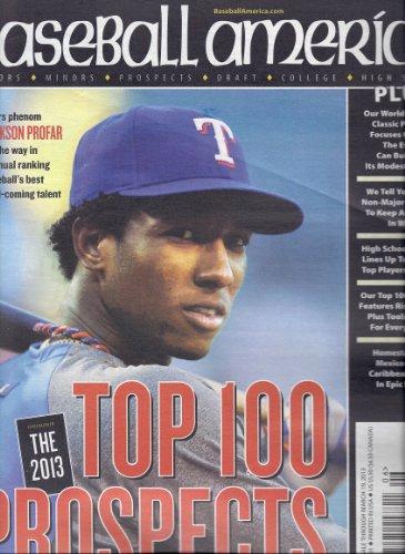 Baseball America Magazine (March 5-19, 2013)