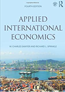 International economics 3rd edition w charles sawyer richard l customers who viewed this item also viewed fandeluxe Image collections