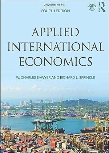 Applied international economics w charles sawyer richard l applied international economics w charles sawyer richard l sprinkle 9780415746212 amazon books fandeluxe Choice Image
